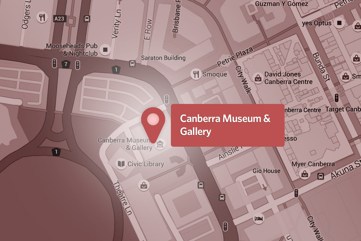 About Canberra Museum and Gallery